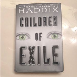 Children of Exile book; New York Times best seller